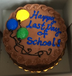 Last Day Cake